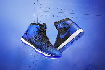 "Jordan Brand Introduces The Air Jordan 1 x 31 ""Flight Guy"" Collection"