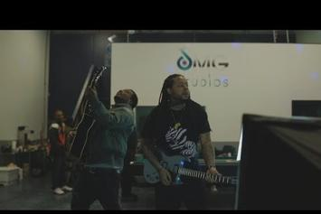 "King Louie ""Put The Flash On"" Video"