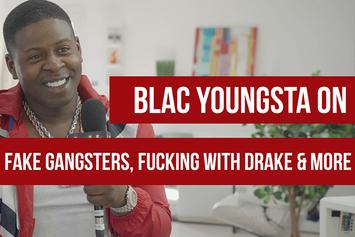 Blac Youngsta On Fake Gangsters, Fucking With Drake, & More