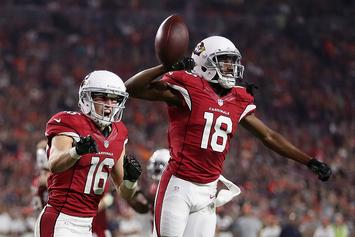 Cardinals WR Marquis Bundy Arrested After Trying To Find Lost Hat At Nightclub