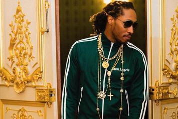 """Future's """"Mask Off"""" Hits #11 on Billboard Chart, Breaking Personal Record"""