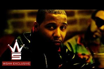 "Juelz Santana Feat. Cam'ron & French Montana ""Dip'd In Coke"" Video"