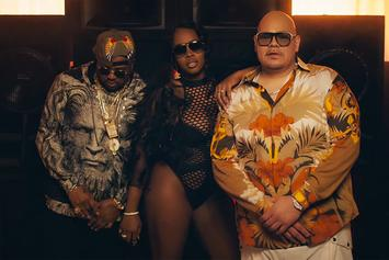 "Fat Joe & Remy Ma Feat. The-Dream, Vindata ""Heartbreak"" Video"