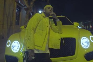 "Tyga ""Eyes Closed"" Video"