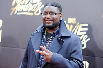 """""""Get Out"""" Actor Lil Rel Talks Hip Hop Influence, Love Of Nas"""