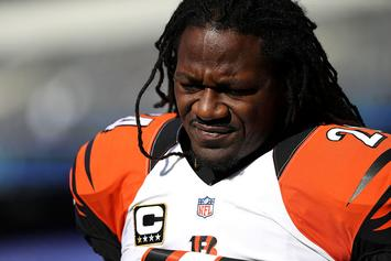 "Adam ""Pacman"" Jones Videotapes Reaction After His Rolls-Royce Gets Smashed"