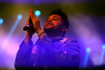 The Weeknd Brings Out A$AP Rocky, Playboi Carti, & French Montana In Brooklyn