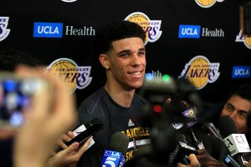 """Lonzo Ball Says Lakers """"Need A Leader At Point Guard"""""""