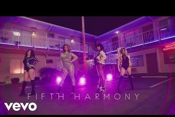 """Fifth Harmony Feat. Gucci Mane """"Down"""" Video"""
