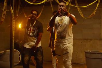 "Zoey Dollaz Feat. Casino, Mckinley Ave ""Drugs"" Video"
