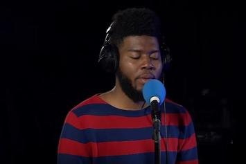 "Watch Khalid Cover Frank Ocean's ""Lost"""