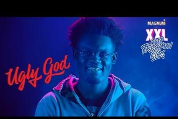 Watch Ugly God's XXL Freshman Freestyle