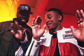 "Rotimi Feat. T.I., 50 Cent ""Nobody"" Video"