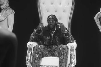 "2 Chainz ""Trap Check"" Video"