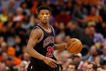 """Jimmy Butler Posts Heartfelt """"Thank You"""" Message To Chicago"""