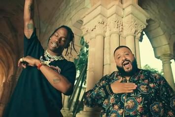 "DJ Khaled Feat. Travis Scott, Rick Ross, Big Sean ""On Everything"" Video"