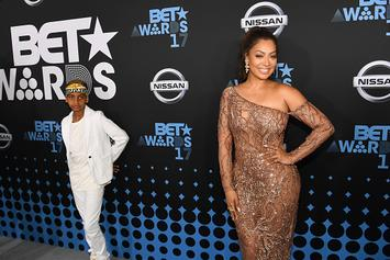 La La Says Carmelo's Prirority Is To Remain Close To Their Son In NY