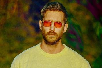 "Stream Calvin Harris' New Album ""Funk Wav Bounces Vol. 1"""