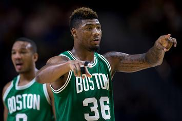 Boston Celtics Reportedly Shopping Bradley, Crowder And Smart