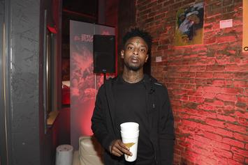 "21 Savage Talks Amber Rose, ""ISSA"" And More"