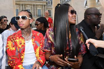 Tyga's New Ring From IF & Co. Reportedly Costs $50,000