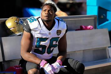 Dante Fowler Arrested For Punching A Man, Stomping On His Glasses