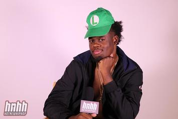 """Ugly God Says That """"The Booty Tape"""" Has Been Downsized To Eight Tracks"""