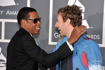 "Jay-Z Calls Coldplay's Chris Martin A ""Modern-Day Shakespeare"""