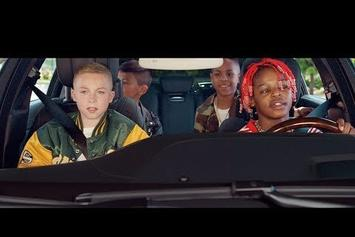 "Macklemore Feat. Lil Yachty ""Marmalade"" Video"