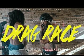 "Corner Boy P ""Drag Race"" Video"