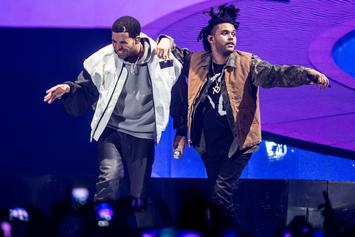 "Drake Promises The Weeknd Collaboration Album ""Has To Happen"""