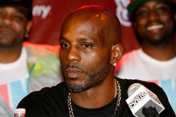 DMX Reportedly Violated Bail Bond