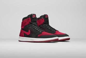 """Nike Introduces The """"Banned"""" Air Jordan 1 Flyknit + Release Info"""