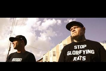 """Vinnie Paz Feat. Eamon """"The Ghost I Used To Be"""" Video"""