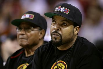Ice Cube Has Advice for NFL Players Protesting National Anthem