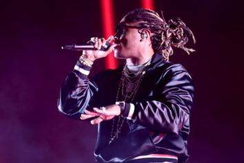 Future Continues Performing During All-Out Concert Brawl