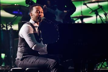 "John Legend On Donald Trump: ""He's Not Going To Change"""