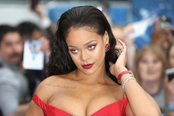 "Rihanna Launches ""The Dollar Campaign"" For Global Education"