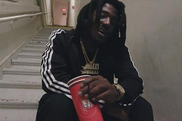 """Watch Mozzy Spit A """"Stairwell Freestyle"""""""