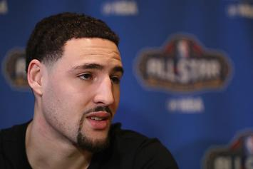 Klay Thompson Doppelganger Accused Of Robbing Banks In Cali