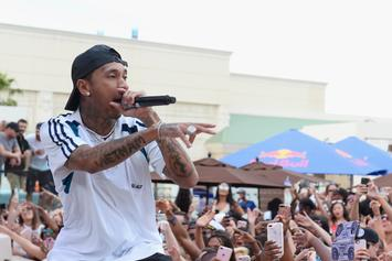 Tyga Teases Upcoming Singing Album