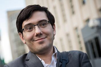 """Martin Shkreli Is Selling Wu-Tang's """"Once Upon a Time in Shaolin"""" Album on Ebay"""