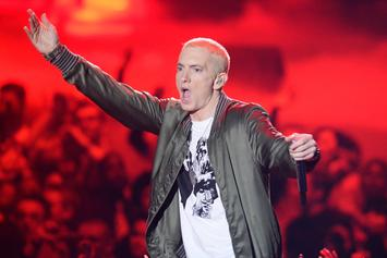 """Eminem Teases The TIFF Premiere Of His Film Project """"Bodied"""""""