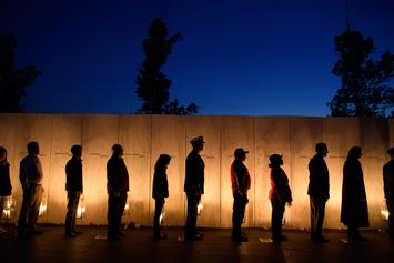 9/11 Memorial Serves As A Historic Reminder Of A Tragedy