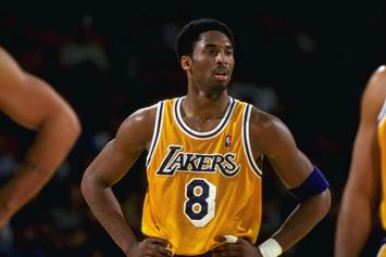 Lakers Announce They'll Retire Both Of Kobe Bryant's Jersey Numbers