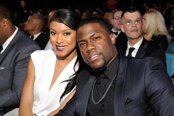 Kevin Hart & Wife Eniko Parrish To Put On Lavish Baby Shower