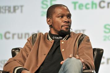 """Stephen Jackson Says He Has No Respect For """"Twitter Egg"""" Kevin Durant"""