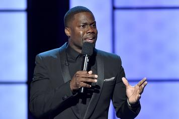 Kevin Hart Addresses Recent Scandal In Stand-Up Comedy Show