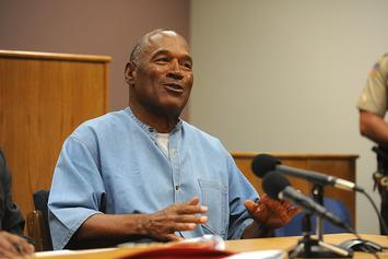 "O.J. Simpson Could Be Released From Prison ""As Soon As Monday"""
