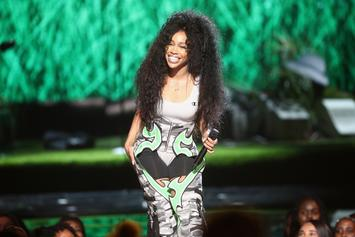 "SZA's ""Love Galore"" With Travis Scott Goes Platinum"